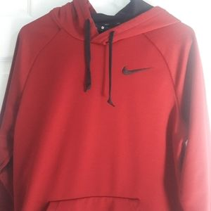 Nike Dri Fit Hooded Sweatshirt